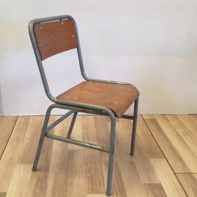 Série de 6 chaises d'atelier
