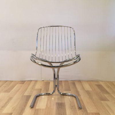Série de 4 chaises Gastone Rinaldi