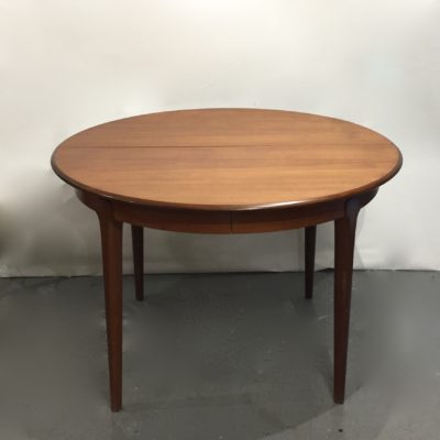 Table à manger ronde en teck