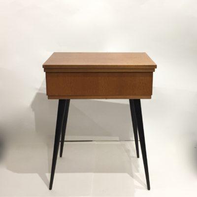 Petit bureau années 60