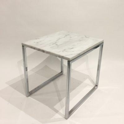 Petite table basse en marbre